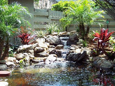 094 - Living Waters Pond & Garden